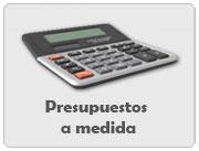Presupuestos a medida